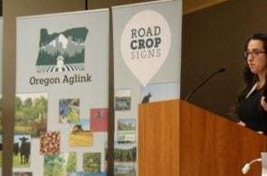 Oregon Aglink event